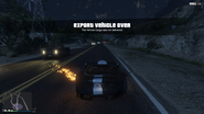 Vehicle Export GTAO Time Limit Failure