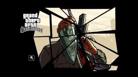 Grand Theft Auto San Andreas Opening Music