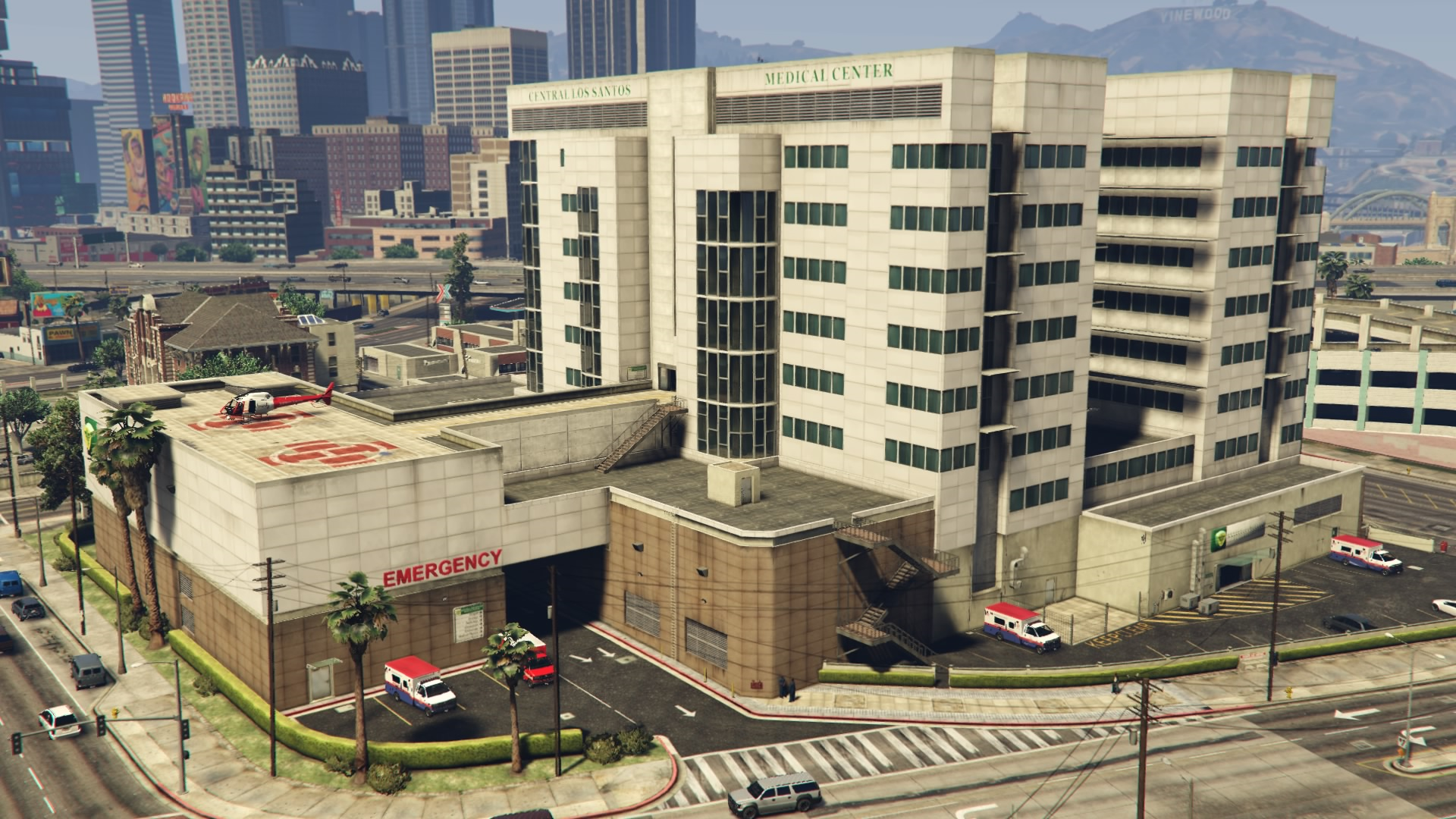 Central Los Santos Medical Center | GTA Wiki | FANDOM