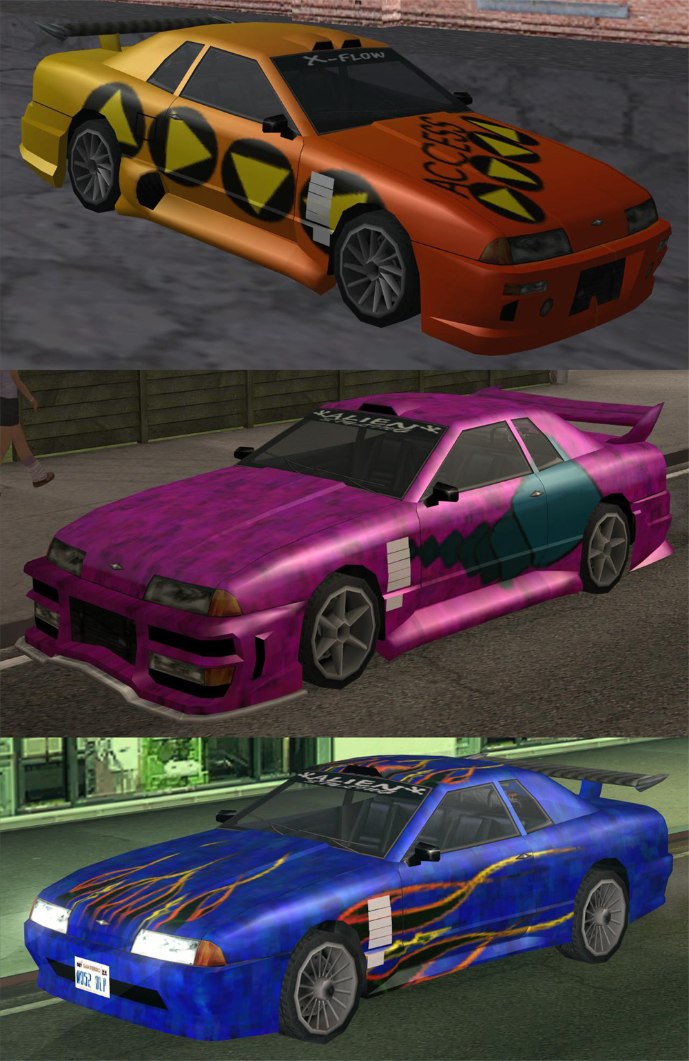Best Car To Customize And Wheel Arch Angels Gta San Andreas Gtaforums