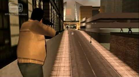 GTA Liberty City Stories - Walkthrough - Mission 40 - Love & Bullets