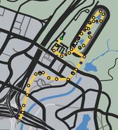 Saddle Up GTAO Race Map