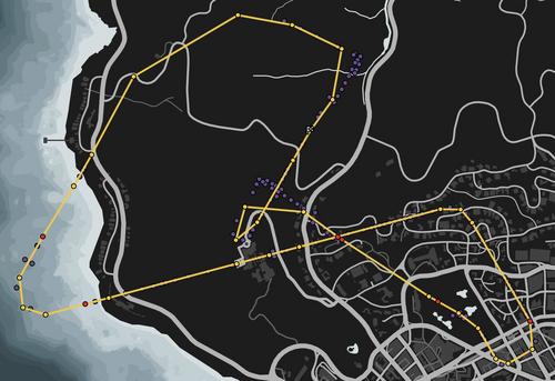 TransformFairwayDrive-GTAO-Map