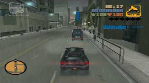 GTA 3 - Walkthrough - Mission 50 - Escort Service (HD)