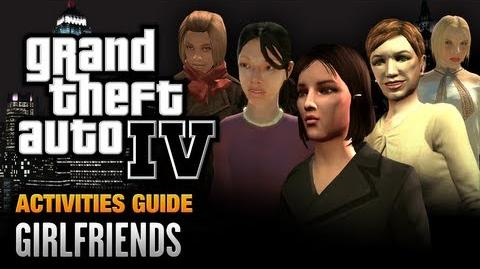 GTA 4 - Girlfriends Guide Warm Coffee Achievement Trophy (1080p)