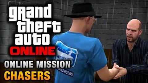 GTA Online - Mission - Chasers Hard Difficulty