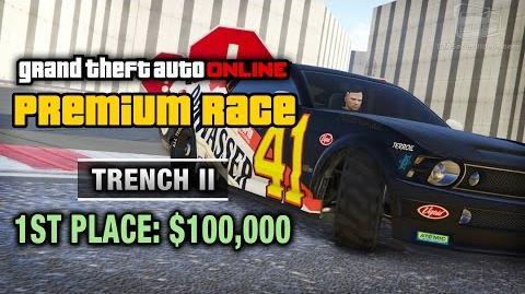 GTA Online - Premium Race 14 - Trench II (Cunning Stunts)