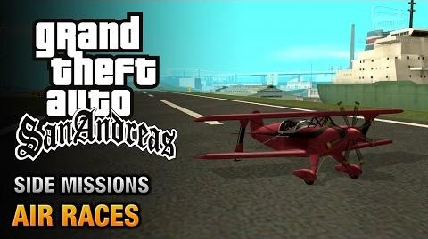 GTA San Andreas - Air Races