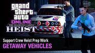 GTA Online The Diamond Casino Heist - Heist Prep Getaway Vehicles Solo (Illicit Importers)