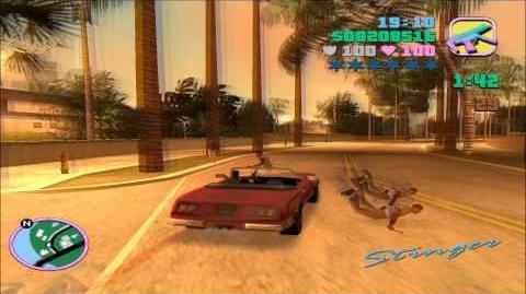 GTA Vice City - Starfish Island Rampage HD