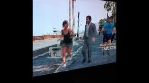 """Got It Early Exclusive Leaked Gameplay Of Grand Theft Auto 5 (Spoilers) GTA 5 """"PART 2""""-0"""