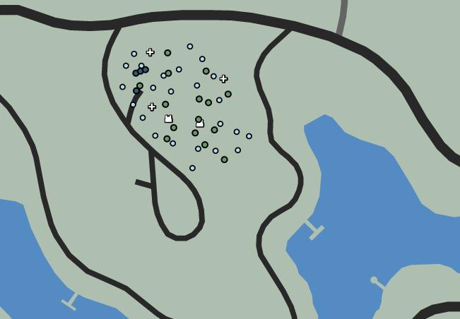 Mansion Deathmatch GTAO Map