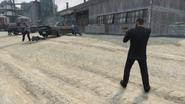 Rooftop Rumble-GTAO-Professionals Vs FIB Agent