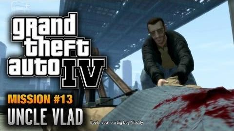 GTA 4 - Mission 13 - Uncle Vlad (1080p)