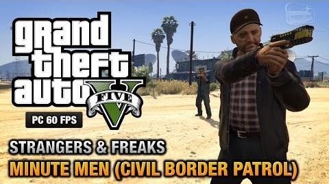 GTA 5 PC - Minute Men (Civil Border Patrol) 100% Gold Medal Walkthrough