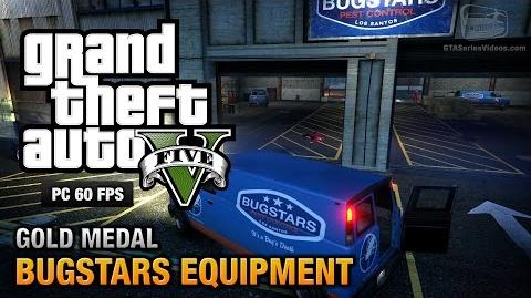 GTA 5 PC - Mission 14 - Bugstars Equipment Gold Medal Guide - 1080p 60fps