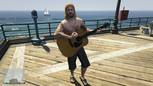 Busker-GTAV-Guitarplayer