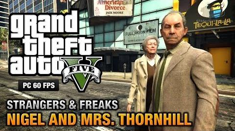 GTA 5 PC - Nigel and Mrs. Thornhill 100% Gold Medal Walkthrough