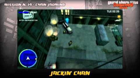 GTA Chinatown Wars - Walkthrough - Mission 14 - Jackin' Chan
