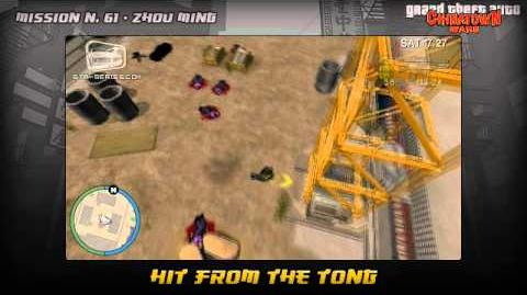 GTA Chinatown Wars - Walkthrough - Mission 61 - Hit from the Tong
