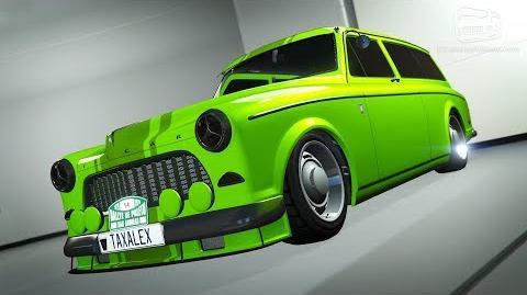 GTA Online SA Super Sport Series - Vulcar Fagaloa