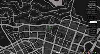 Vehicle Export Showroom GTAO Pinkslips Eclipse Blvd Map