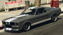 Ellie-GTAO-front-ClassicTwinWhiteStripeLivery