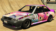 FutoLivery-GTAO-ItashaDrift
