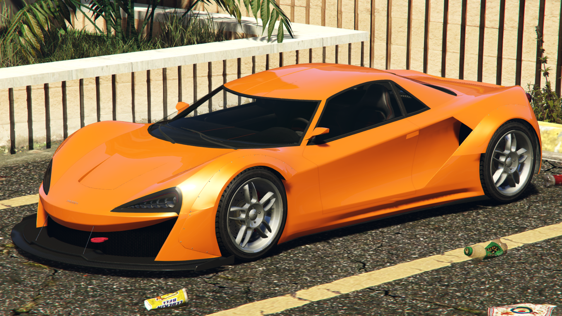 Itali GTB Custom | GTA Wiki | FANDOM powered by Wikia