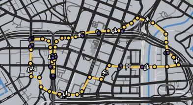 GTAO-RoC Santos Map