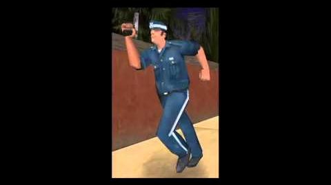 GTA Vice City - All Patrol Invest Group (PIG) Quotes