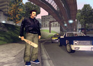 Claude-GTAIII-BaseballBat