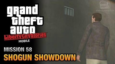 GTA Liberty City Stories Mobile - Mission 58 - Shogun Showdown