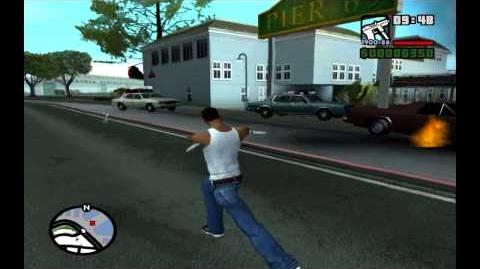 GTA San Andreas- Pier 69 Beta