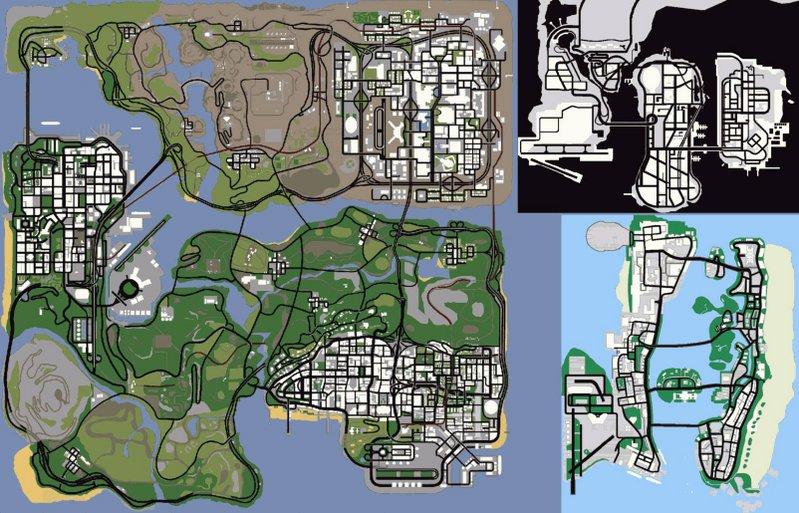 Cities | GTA Wiki | FANDOM powered by Wikia