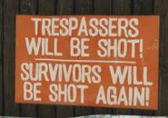 Trespasserswillbeshot