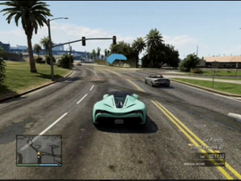 Business Trip GTAO During
