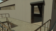 LibertySanitationDepot-GTAIV-Rear Exit