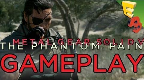 Metal Gear Solid V The Phantom Pain E3