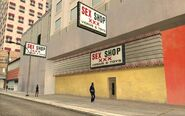 Sex shop-old venturas strip