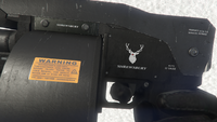 Sweeper Shotgun-GTAV-Markings