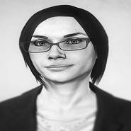 Debra portrait GTA V