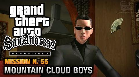 GTA San Andreas Remastered - Mission 55 - Mountain Cloud Boys (Xbox 360 PS3)