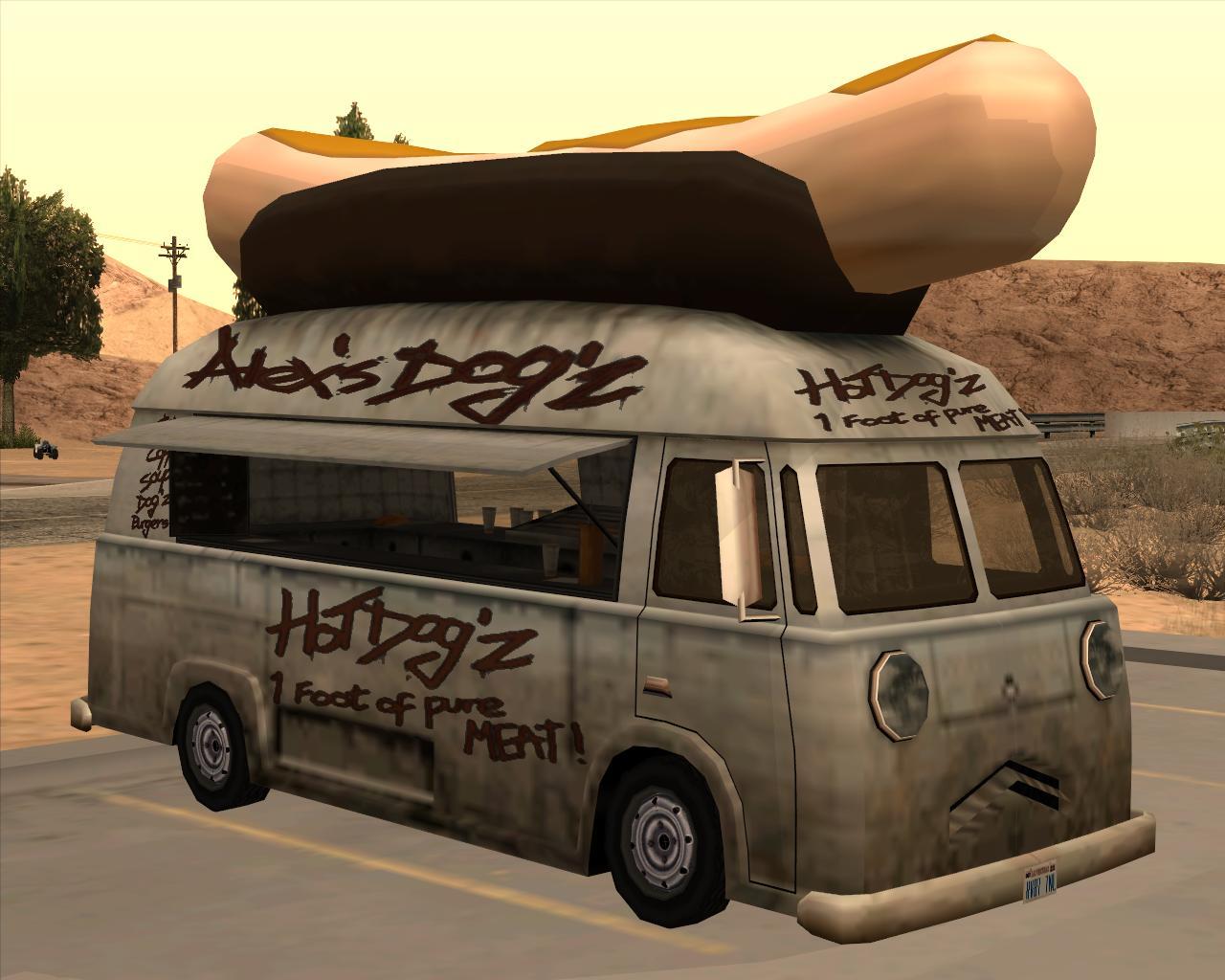 Hotdog | GTA Wiki | FANDOM powered by Wikia