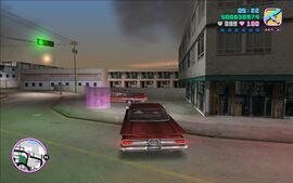 gta vice city no more missions after trojan voodoo