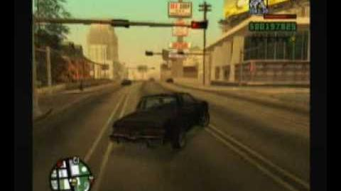 GTA San Andreas Mission 41 Big Smoke's Cash