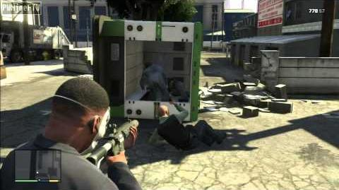 Grand Theft Auto V Music Video The MixTapes pt.3 Feat. My Chemical Romance-0