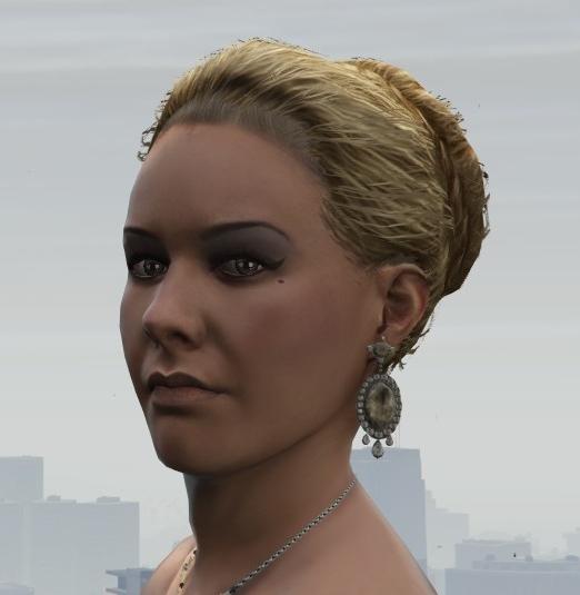 Grand Theft Auto Wedding Dress