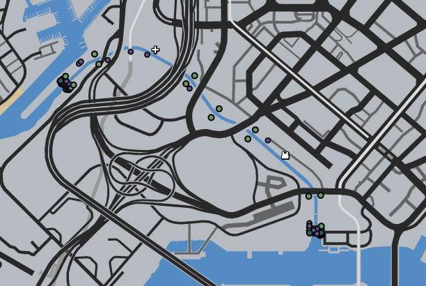 Storm Drain - Tank LTS GTAO Map
