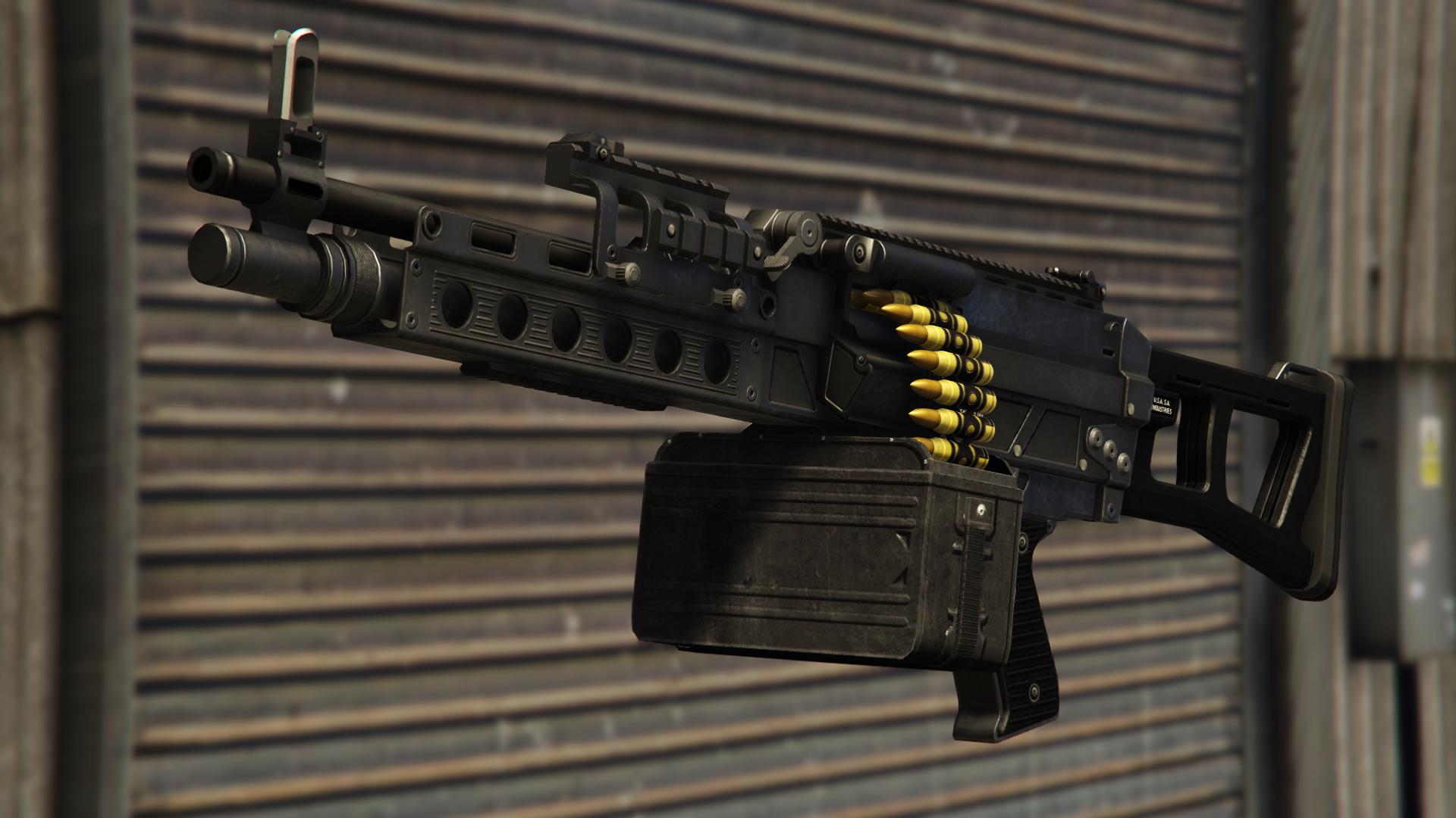 Combat MG Mk II | GTA Wiki | FANDOM powered by Wikia